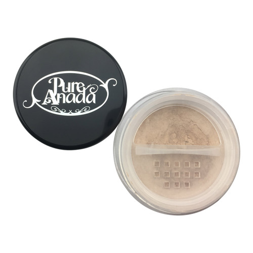 Pure Anada Prairie Rose Loose Mineral Foundation 10 grams