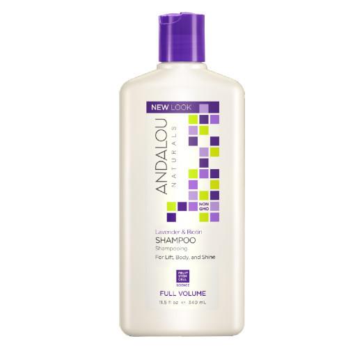 Andalou Naturals Lavender & Boiton Shampoo 340 ml
