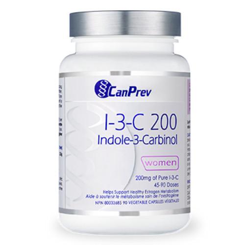 CanPrev I-3-C 200 Indole-3-Carbinol 90 vegetable capsules