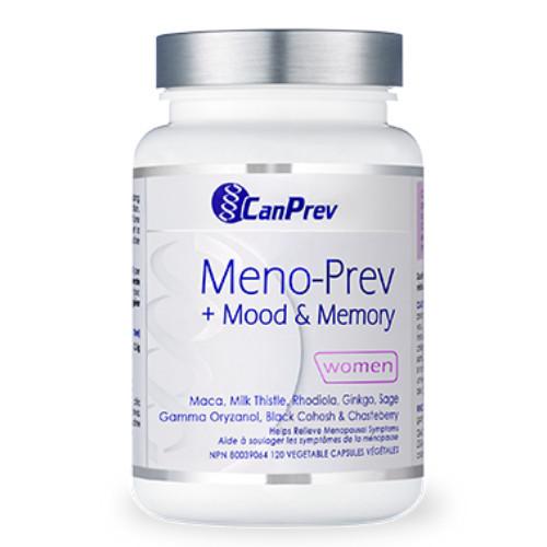 CanPrev Meno-Prev + Mood & Memory 120 vegetable capsules