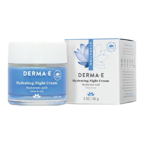Derma E Hydrating Night Cream 56 grams