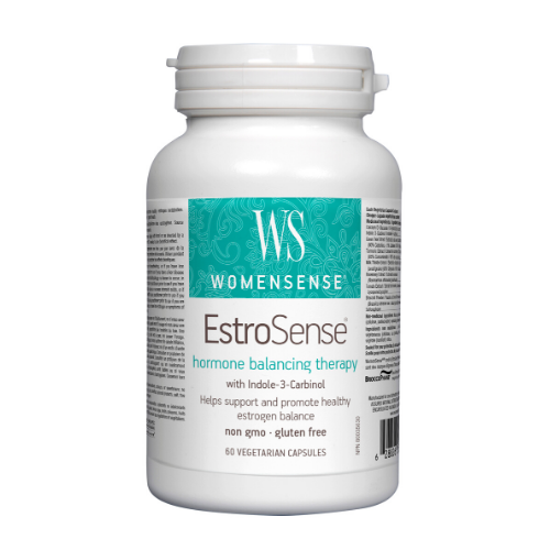 WomenSense EstroSense Hormone Balancing Therapy 60 vegetarian capsules