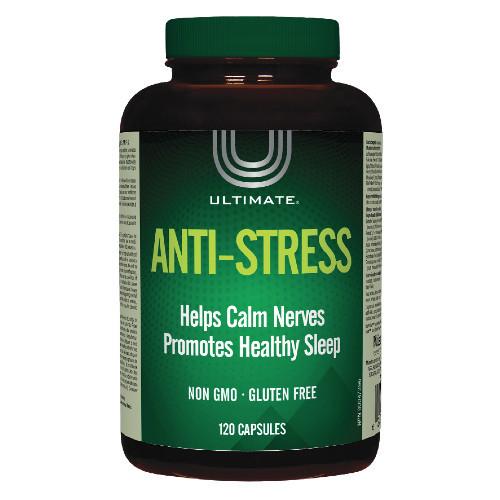 Ultimate Anti-Stress 120 capsules