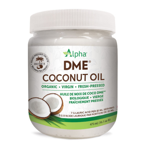 Alpha DME Coconut Oil 475 ml