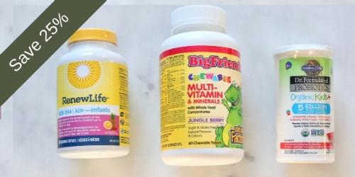 GNN Kids Bundle 30 day supply supplements