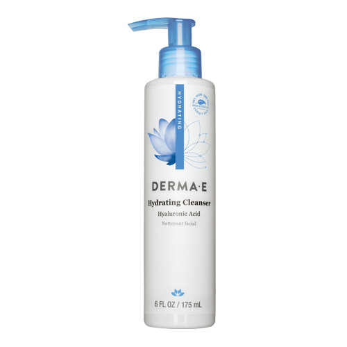 Derma E Hydrating Cleanser with Hyaluronic Acid 175 ml