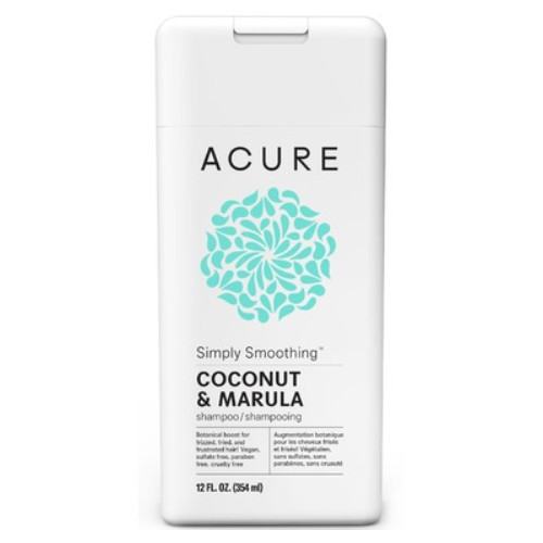 Acure Simply Smoothing Coconut & Marula Shampoo 354ml
