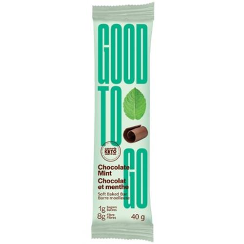 Good to Go Chocolate Mint Soft Baked Bar Canada