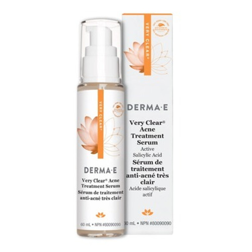 Derma E Anti-Acne Blemish Control Treatment Serum 60 mL