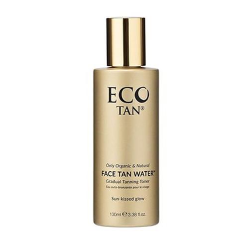 ECO Tan Face Tan Water Gradual Tanning Toner 100ml