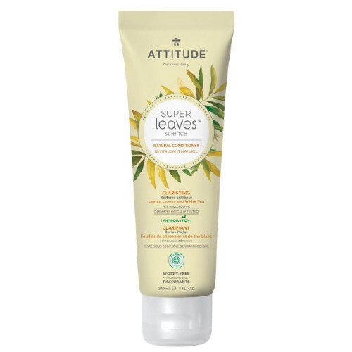 Attitude Super Leaves Science Clarifying Natural Conditioner Canada