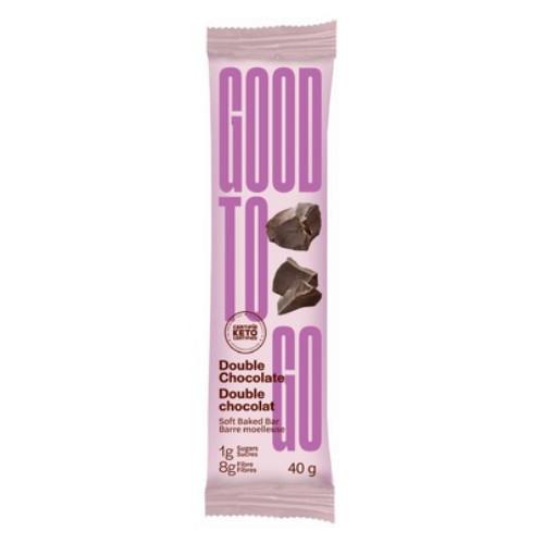 Good to Go Double Chocolate Bar Canada