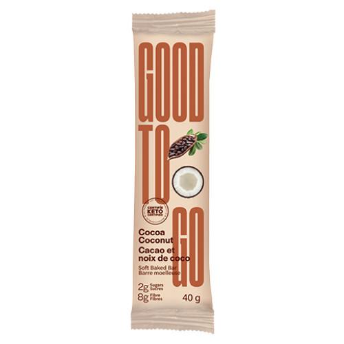 Good to Go Cocoa Coconut Bar Canada
