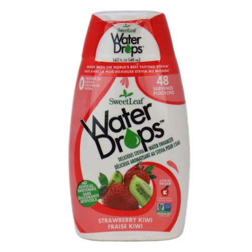 SweetLeef Strawberry Kiwi Water Drops hydration enhancer flavour water Canada