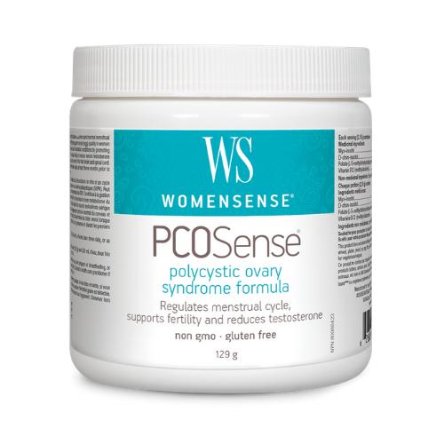 WomenSense PCOSense Polycystic Ovary Syndrome Formula 129 grams