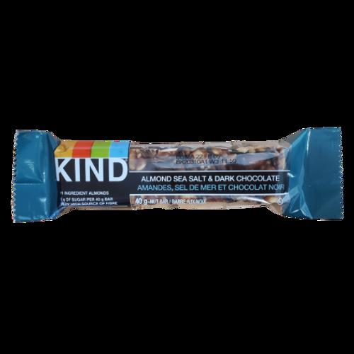 KIND - Almond Sea Salt & Dark Chocolate Nut Bar