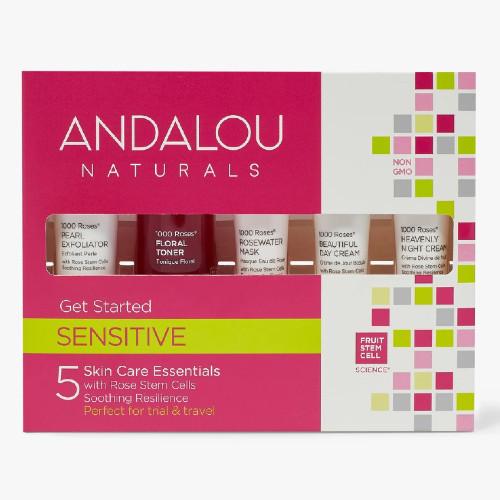 Anadalou Naturals Get Started Sensitive Giftset.
