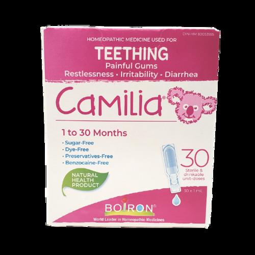 Boiron Camilia Teething 30 doses