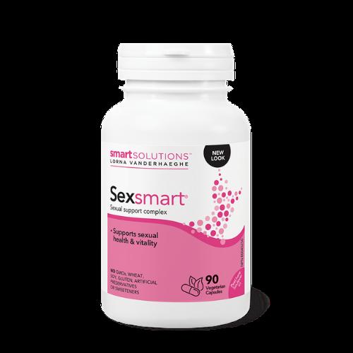 Smart Solutions Lorna Vanderhaeghe SEXsmart 90 veg caps