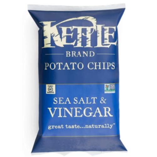 Kettle Brand Sea Salt & Vinegar Potato Chips