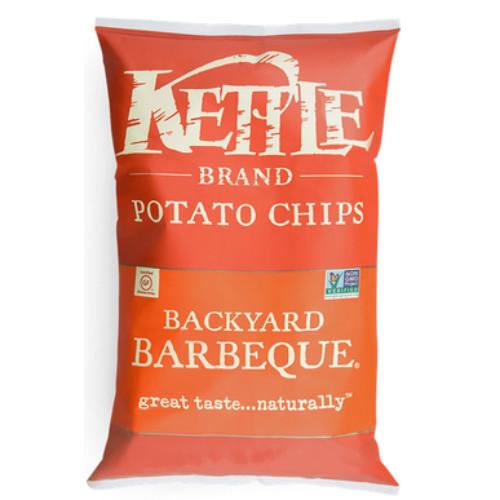 Kettle Brand Backyard Barbeque Potato Chips 220 grams