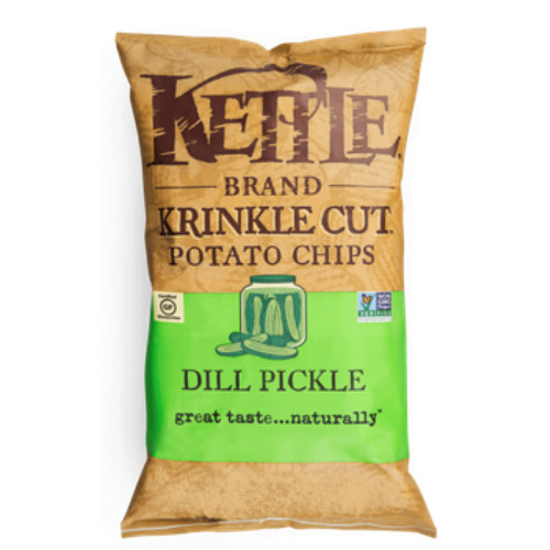 Kettle Brand Dill Pickle Potato Chips