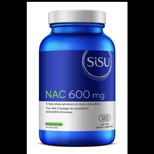 SISU - NAC 600 mg