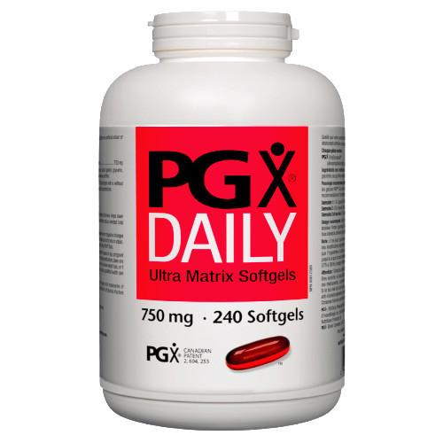PGX Daily Ultra Matrix 240 Softgel Capsules weightloss Canada