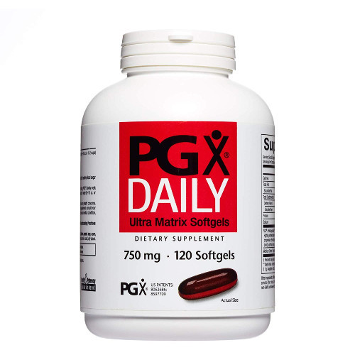 PGX Daily Ultra Matrix Softgel Capsules are a weightloss supplement
