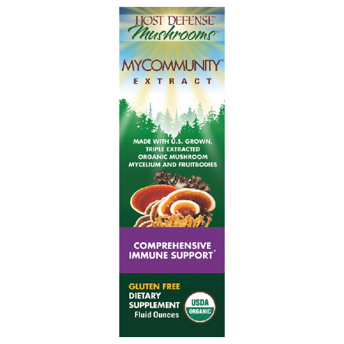 Host Defence My Community Extract 30 ml Canada Immune Support