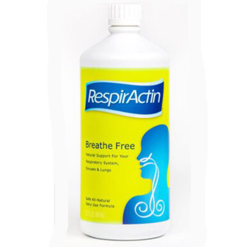 RespirActin Breathe Free 473 ml