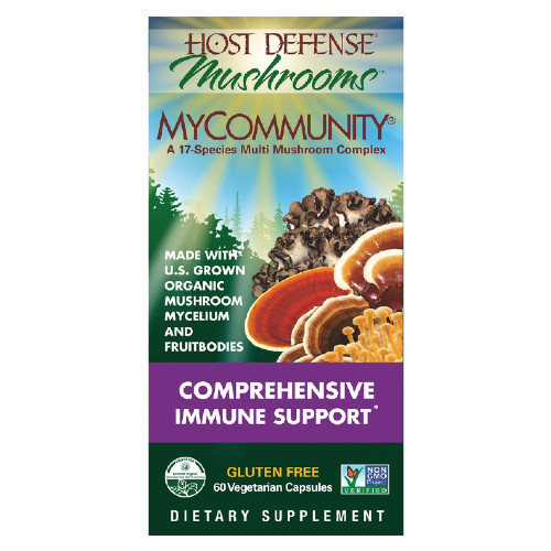 My Community Comprehensive Immune Support  60 tablets