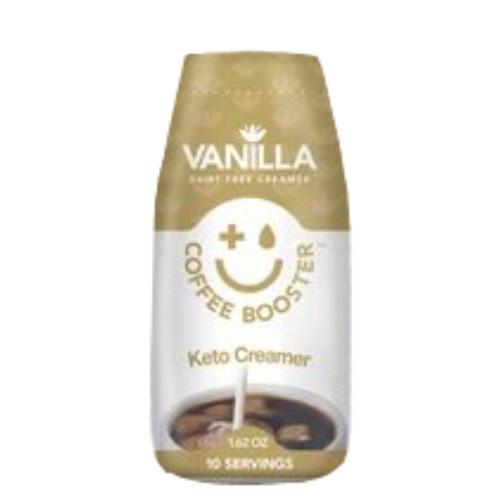 COFFEE BOOSTER Keto Creamer, Vanilla