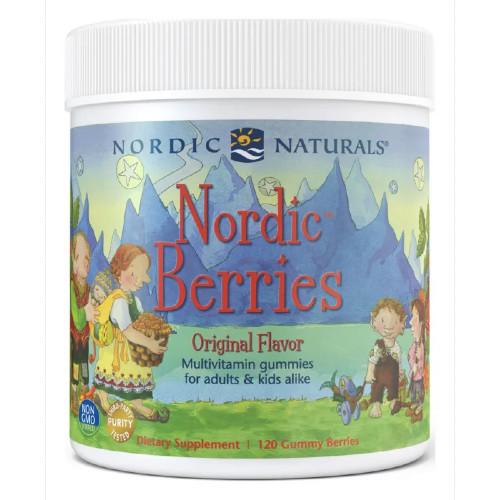 Nordic Naturals Nordic Berries Multivitamin Gummies Canada