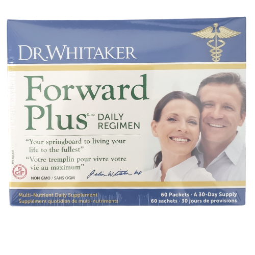 Dr. Whitaker Forward Plus Daily Regimen Multi-Nutrient Daily Supplements