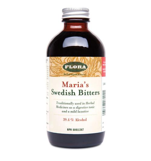 Flora Maria's Swedish Bitters Alcohol Free 250 ml