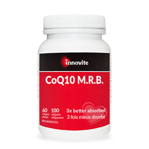 Innovite Health CoQ10 M.R.B. 60 softgels Canada