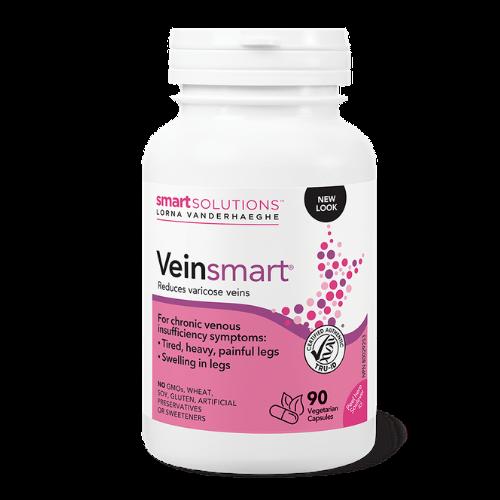 Smart Solutions Lorna Vanderhaeghe Veinsmart 90 capsules