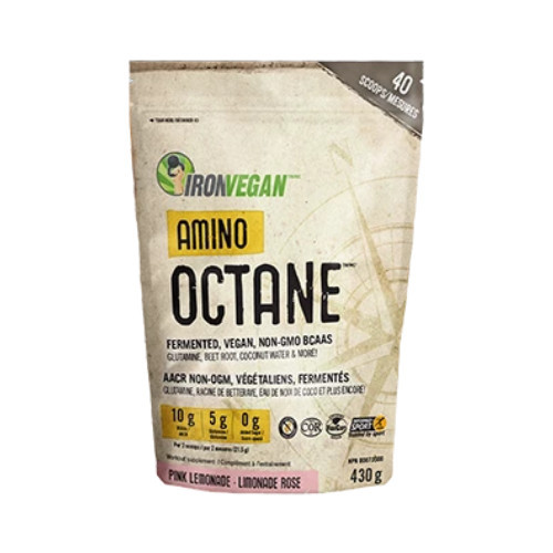 Iron Vegan Amino Octane 430 grams