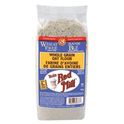 Bob's Red Mill Gluten Free Whole Grain Oat Flour