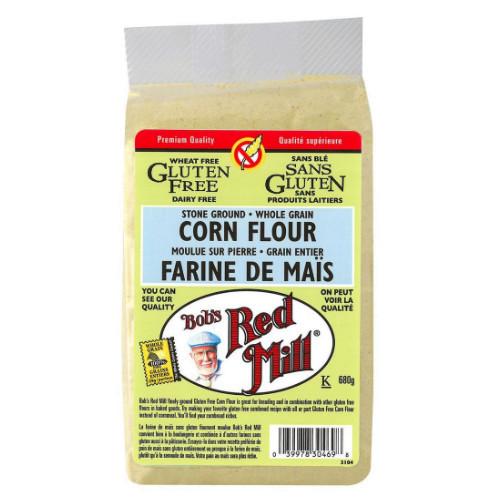 Bob's Red Mill Gluten Free Whole Grain Corn Flour