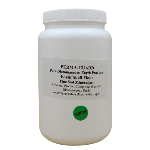 Northern Lights Perma-Guard Pure Diatomaceous Earth Fossil Shell Flour is an all natural product composed of ground diatomaceous earth.
