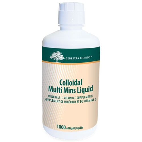 Genestra Colloidal Multi Mins Liquid  Orange 1000 ml