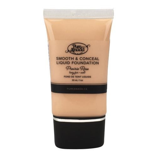Pure Anada Smooth & Conceal Liquid Foundation Prairie Rose