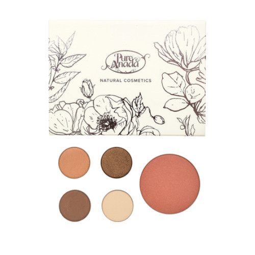 Pure Anada Demure Colour Collection Compact Palette
