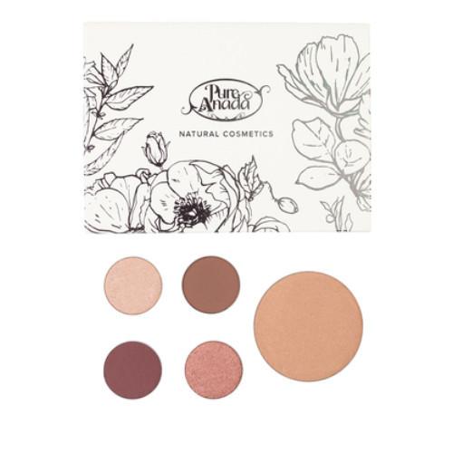 Pure Anada Dreamy Colour Collection Compact Palette