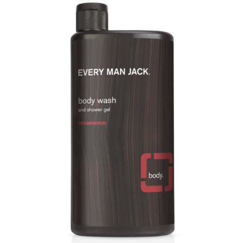 Every Man Jack natural body wash and shower gel  500  ml