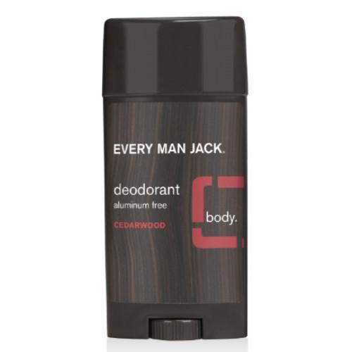 Every Man Jack Deodorant Cedarwood   88 grams