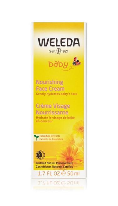 Weleda Baby Nourishing Face Cream 50 ml