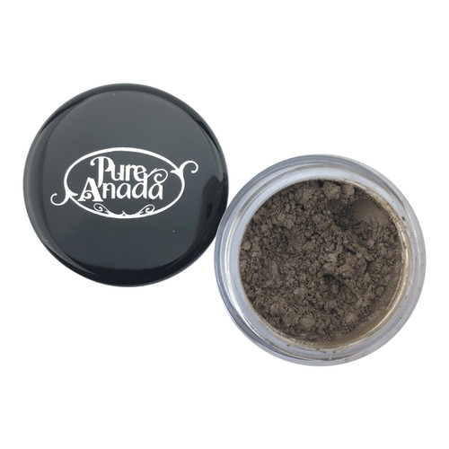 Pure Anada Loose Mineral Brow Colour Cliff (Charcoal)